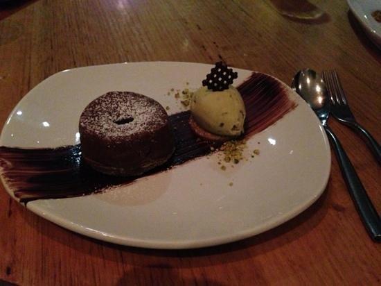 Fenix Restaurant & Events: Chocolate Soffiato