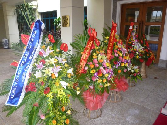 Sheraton Hanoi Hotel: Function area