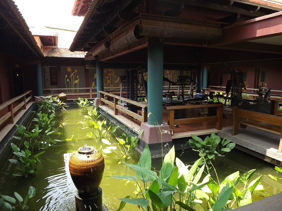 Royal Angkor Resort & Spa: gym