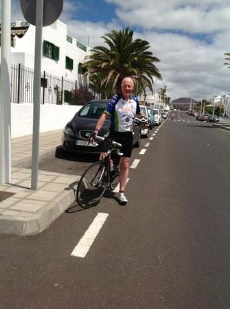 Revolution Bikes : Arriving back, after lovely,103km cycle.