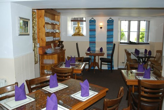 The Sherborne Thai Restaurant : Additional Seating