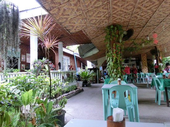 Ging-Ging's Restaurant & Flower Garden : Ging-Ging's