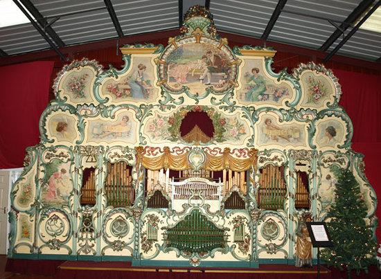 The Scarborough Fair Collection: mechanical organ