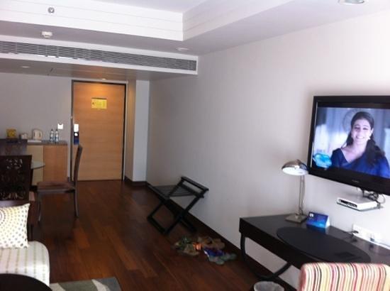 Radisson Blu Hotel Ahmedabad: suite hall