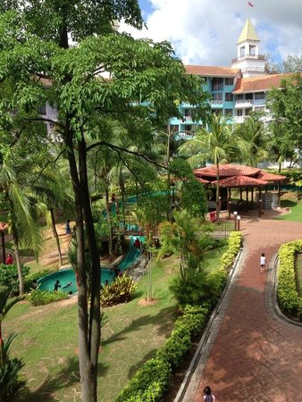 Lotus Desaru Beach Resort: view 2