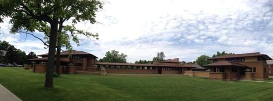 Frank Lloyd Wright's Darwin D. Martin House Complex: Add a caption