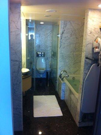 Radisson Blu Hotel Ahmedabad: bath