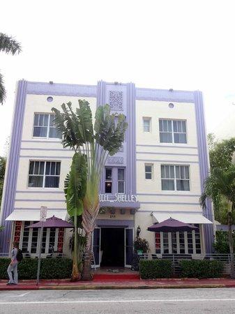 Hotel Shelley: l'hotel