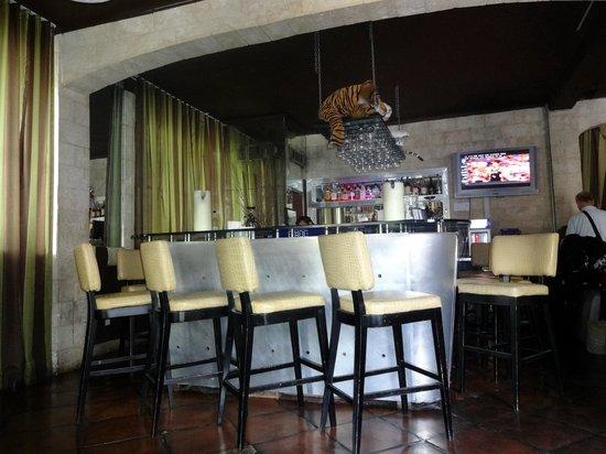 Hotel Shelley: il bar