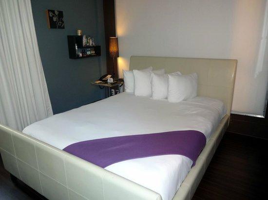 Hotel Shelley: la stanza