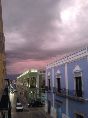 Hotel Maria Guadalupe: campeche