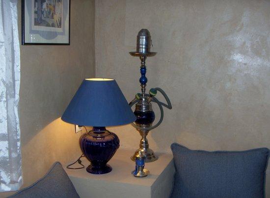 coin salon marocain pour se détendre - Picture of Le Jardin ...