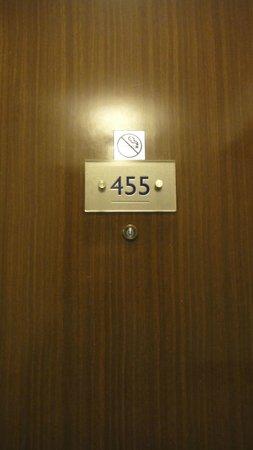 Novotel Cairo Airport: Room 455