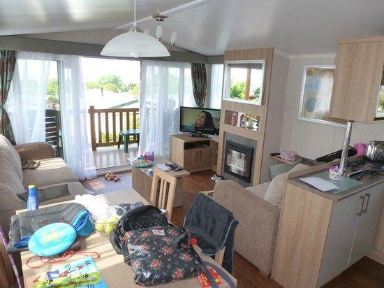 Doniford Bay Holiday Park - Haven: Prestige Caravan