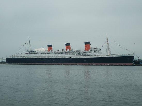 Das Hotelschiff Bild Von The Queen Mary Long Beach Tripadvisor