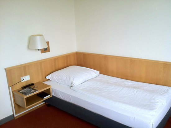Bildungszentrum Erkner: Das Bett