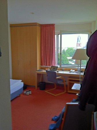 Bildungszentrum Erkner: Das Zimmer