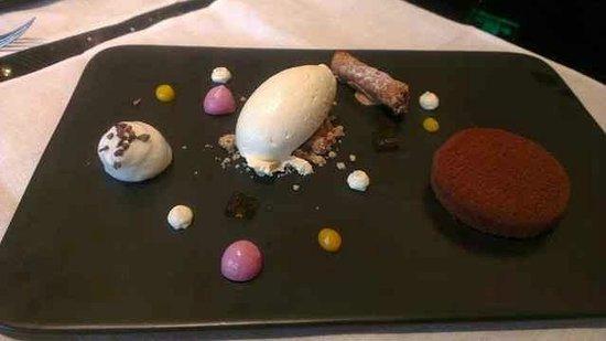 MIO Italian Restaurant: dessert variation