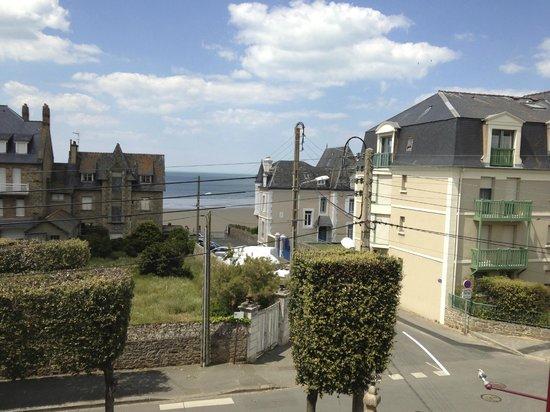 La Villefromoy : Aussicht auf das Meer