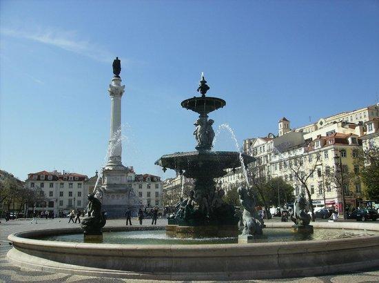 Lisbon Dreams Guest House: Praca Dom Pedro IV