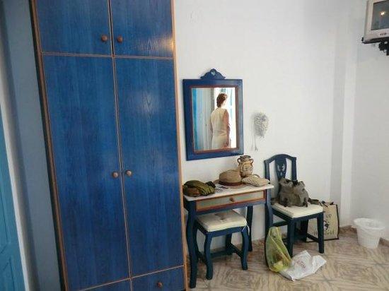 Evgenia Villas & Suites: наш номер