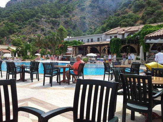Z Hotels - Oludeniz Resort Hotel : Havuz