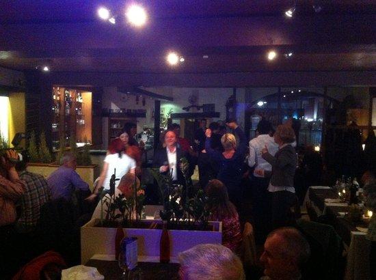 Restaurant Meckenheck : Diner spectacle Claude François