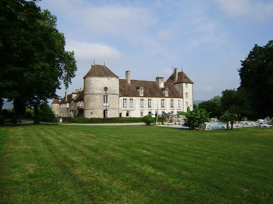 Photo of HOTEL CHATEAU DE LA BERCHERE Nuits-Saint-Georges