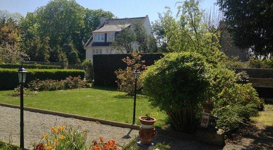 Villa Zephyr : Villa vue du jardin