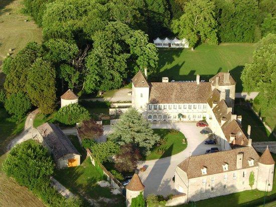 Hotel Nuit Saint Georges Bourgogne