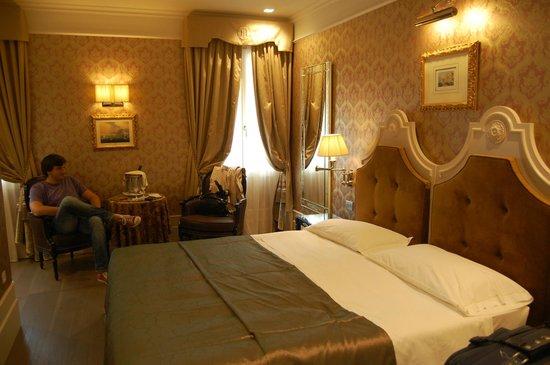 Hotel Moresco: Habitación 109