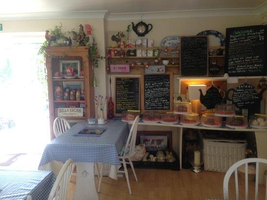 The Buttley Tearoom: The Tearoom