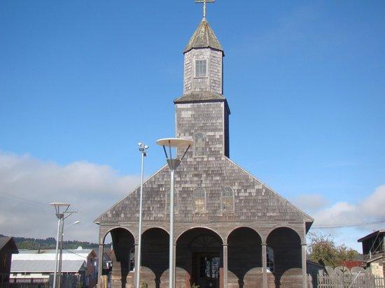 Iglesia Santa Maria de Loreto : Vista da fachada externa