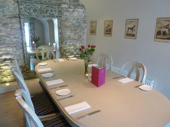 Tankardstown: Un tavolo pronto per noi