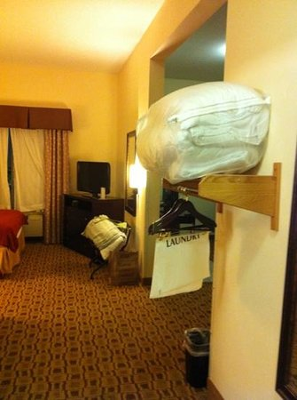Holiday Inn Express Boonville : Suite 2