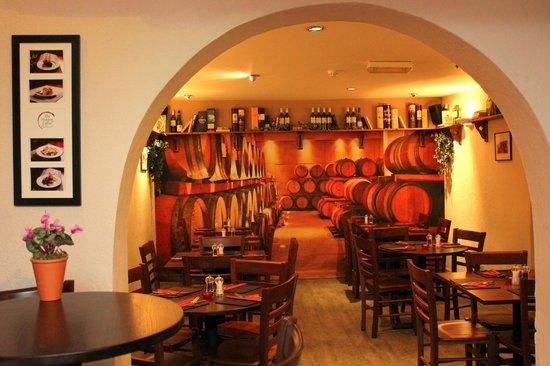 The Hidden Cellar Restaurant