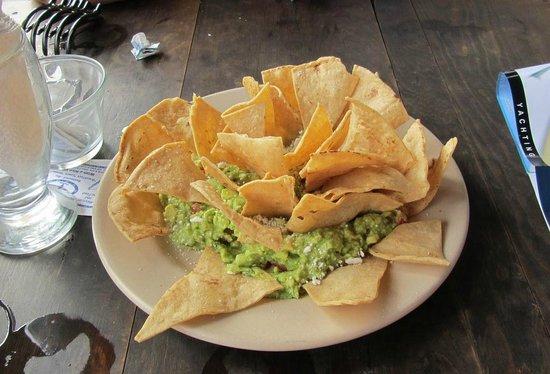 La Casa de los Omelets: Guacamole
