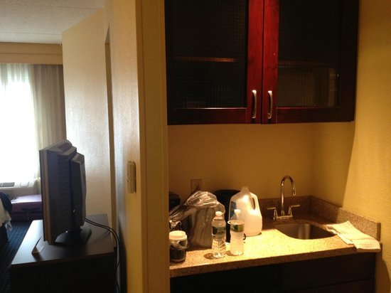 SpringHill Suites Dulles Airport : room