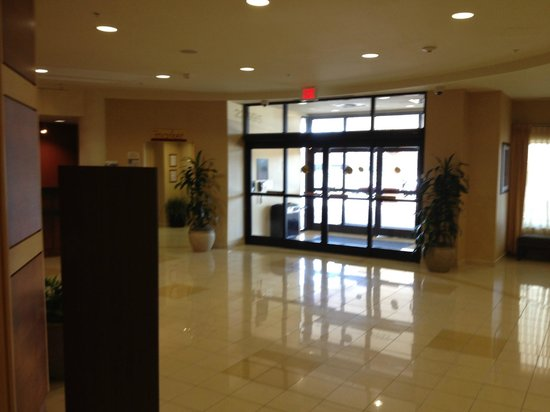 SpringHill Suites Dulles Airport : Lobby