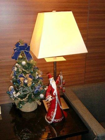 Yaesu Terminal: mini christmas tree