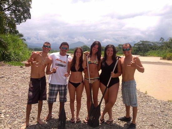 Amigos Del Rio : The Rafting Crew