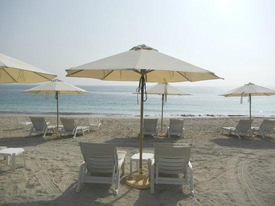 Radisson Blu Resort Fujairah: beach view