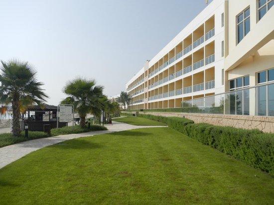 Radisson Blu Resort Fujairah: hotel room view