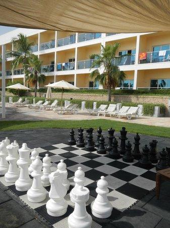 Radisson Blu Resort Fujairah: room view