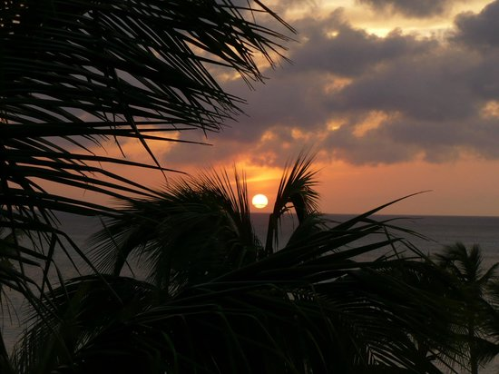 Bucuti & Tara Beach Resort Aruba: Another beautiful sunset