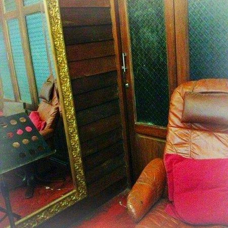 Baan Say La Guest House: Cozy Corner @ Ban Say La