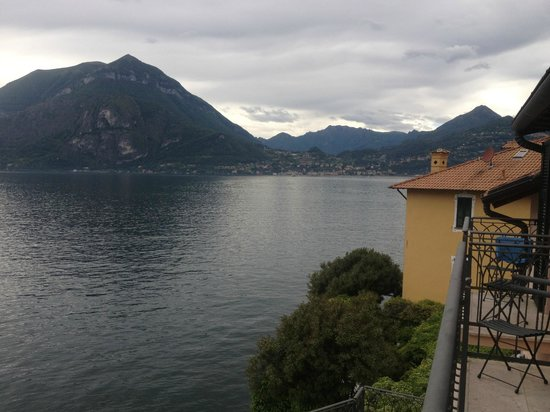 Hotel du Lac: Afternoon Photo of Lake Como from Room