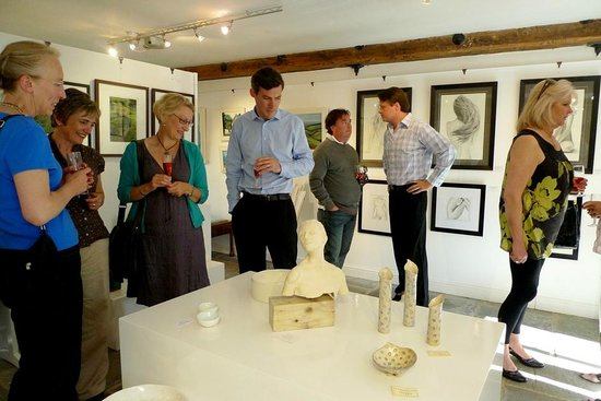 The gallery at the guild 2