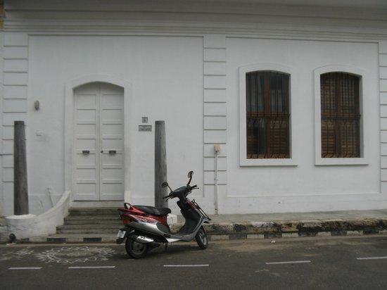 Villa Christophe: Villa