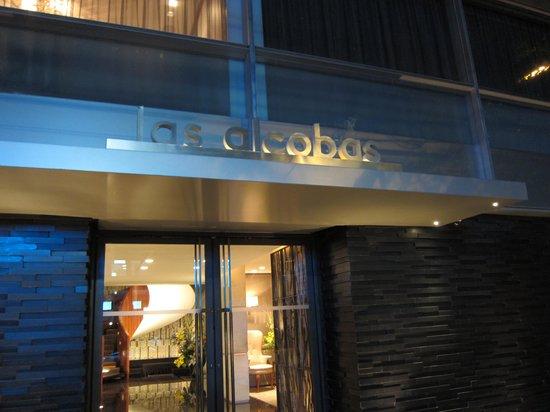 Las Alcobas Mexico DF: Great location